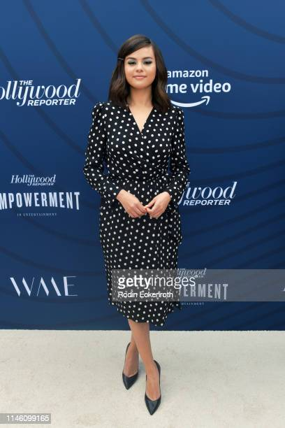 Selena Gomez attends The Hollywood Reporter's Empowerment In Entertainment Event 2019 at Milk Studios on April 30, 2019 in Hollywood, California.