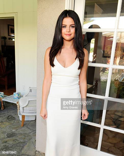 Selena Gomez attends the Jen Klein Day of Indulgence on August 16, 2015 in Los Angeles, California.