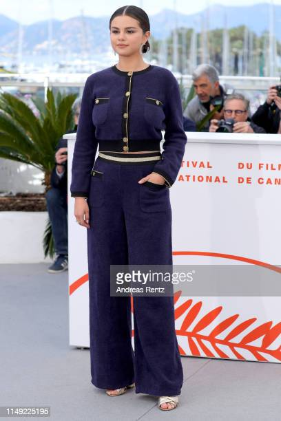 Selena Gomez attends the photocall for The Dead Don't Die during the 72nd annual Cannes Film Festival on May 15 2019 in Cannes France