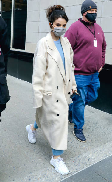 NY: Celebrity Sightings In New York City - January 19, 2021