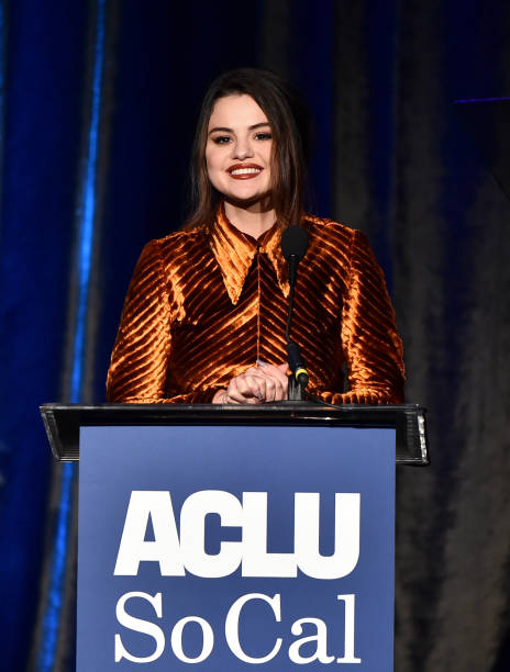 CA: ACLU SoCal's Annual Bill Of Rights Dinner - Show