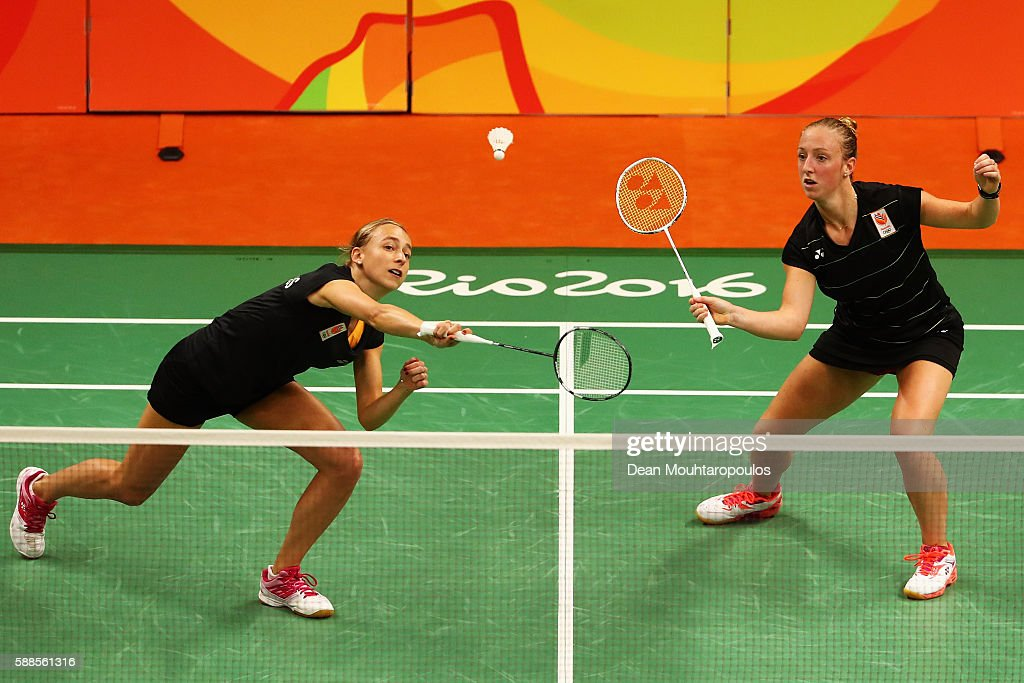 Badminton - Olympics: Day 6 : News Photo
