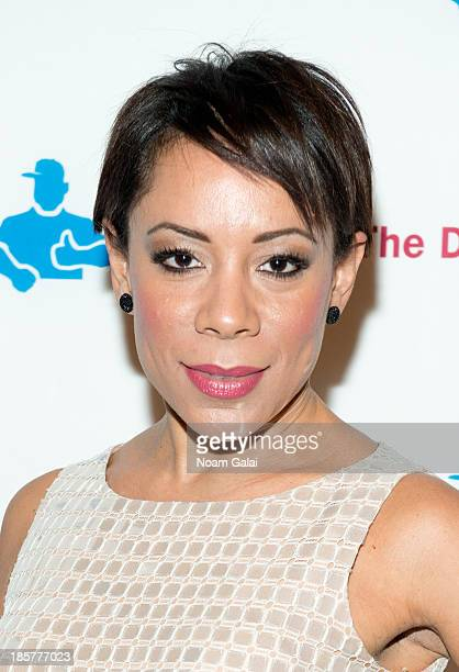 Selenis Leyva attends the 2013 Doe Fund gala at Cipriani 42nd Street on October 24, 2013 in New York City.