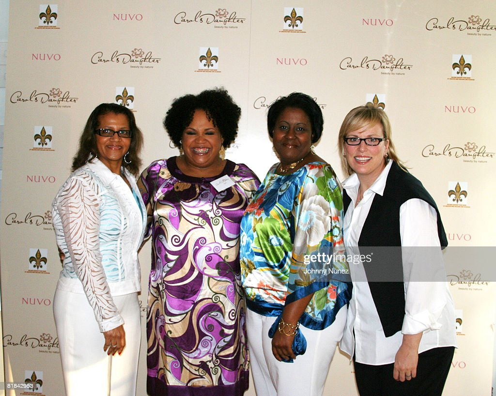 2008 Essence Music Festival - Carol's Daughter Hosts Charity Shopping Event : News Photo