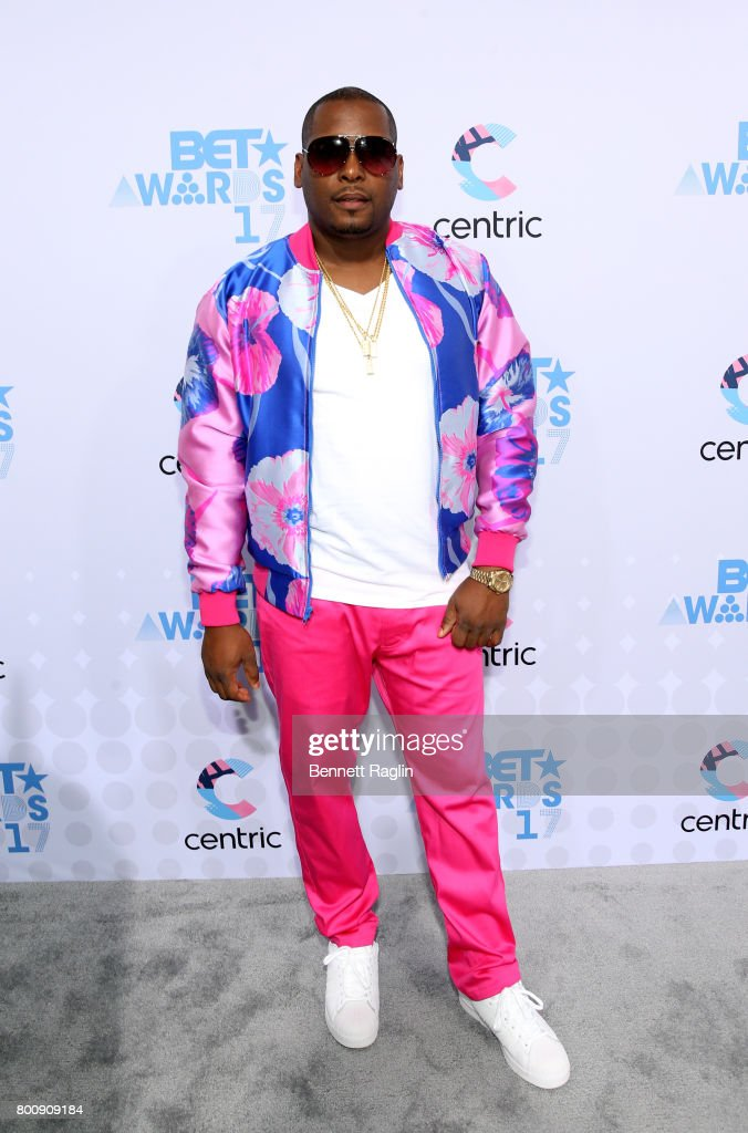 DJ Self at the 2017 BET Awards at Staples Center on June 25, 2017 in Los Angeles, California.