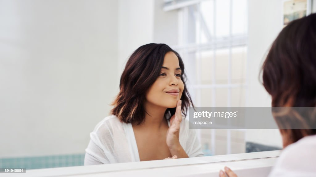 Self care, another form of love : Stock Photo