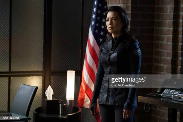 S AGENTS OF SHIELD Self Control Suspicion turns to paranoia when the team doesn't know who can be trusted as more LMDs infiltrate SHIELD on Marvel's...
