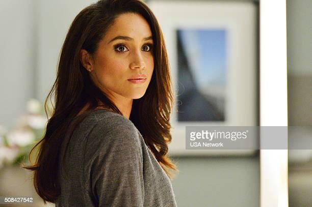 SUITS Self Defense Episode 514 Pictured Meghan Markle as Rachel Zane