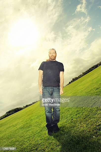 self portrait man - scott macbride stock pictures, royalty-free photos & images
