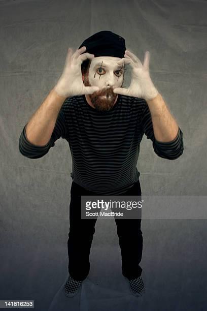 Self portrait man