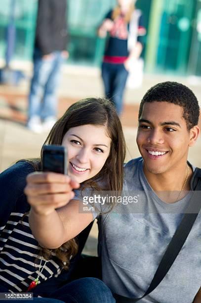 self portrait teenagers