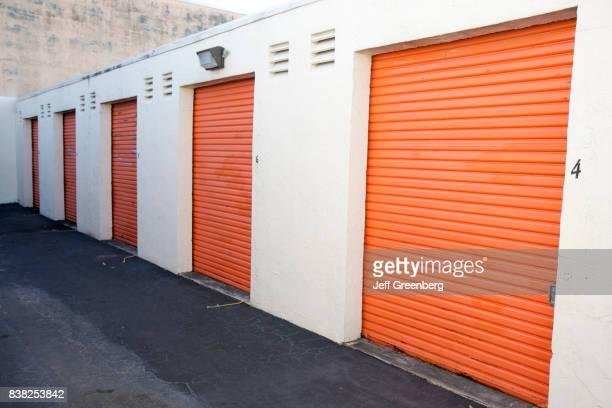 A self storage mini warehouse in Medley