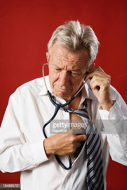 self-diagnosis - hypochondria stock photos and pictures