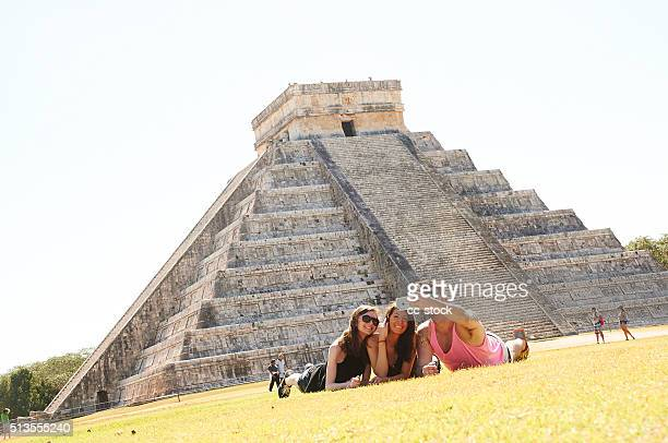 Selfie at Chichen Itza
