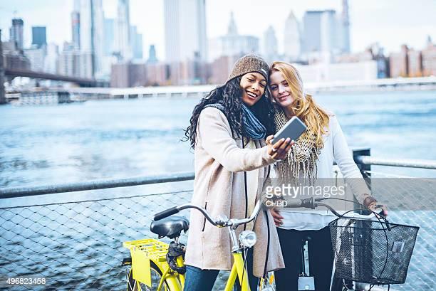 Selfie fun in NYC