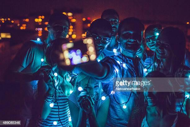 Selfie génération