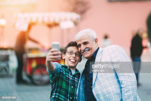 Selfie in Istanbul