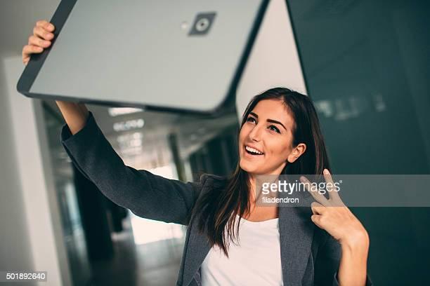 BIG selfie
