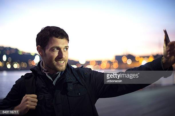 selfie - jcbonassin stock pictures, royalty-free photos & images