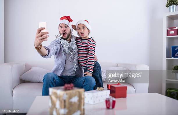 Selfie with my dad