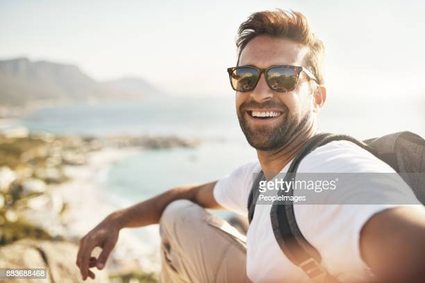 selfies with a view - sunglasses stock pictures, royalty-free photos & images