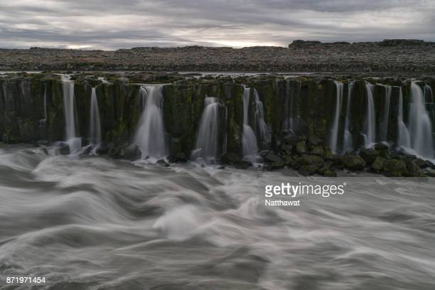 selfoss in iceland - selfoss stock photos and pictures
