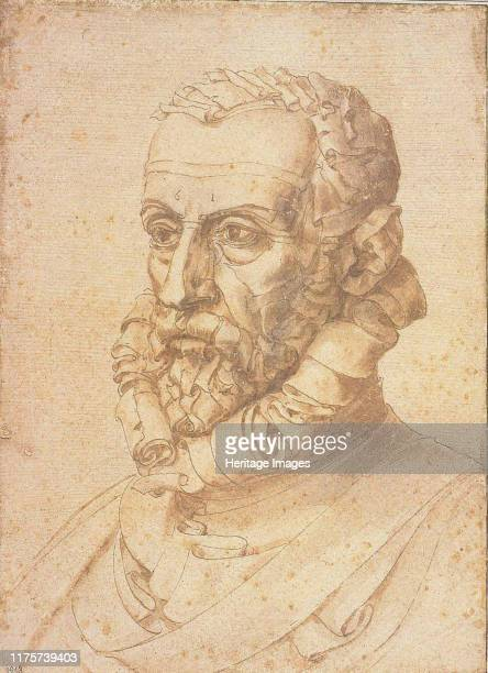 SelfPortrait 1587 Artist Arcimboldo Giuseppe