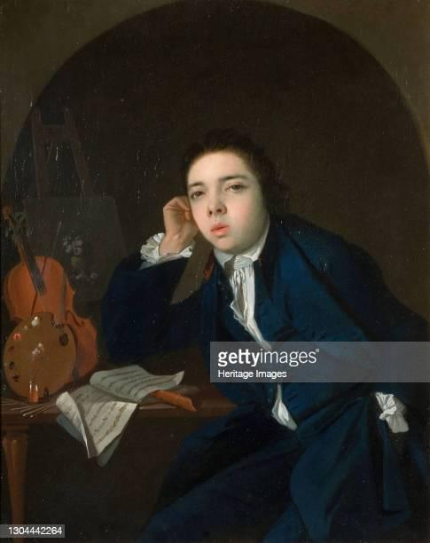 Self-Portrait, 1766. Artist James Millar.