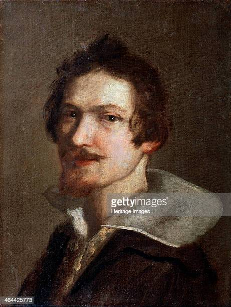 'Selfportrait' 17th century Gian Lorenzo Bernini was an Italian artist sculptor and architect who worked mainly in Rome He was the leading sculptor...