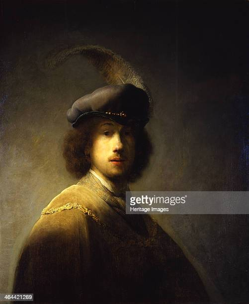 SelfPortrait Aged 23 1629 Found in the collection of the Isabella Stewart Gardner Museum Boston