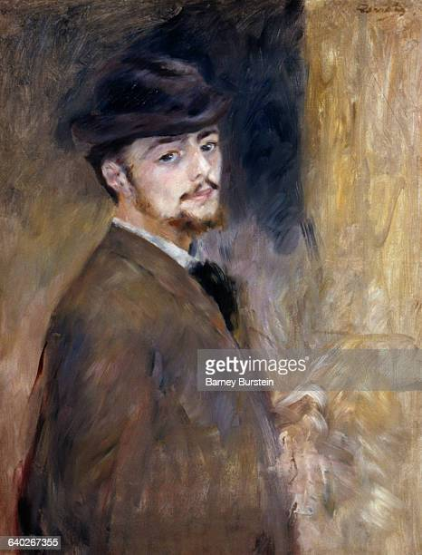 SelfPortrait at 35 by PierreAuguste Renoir