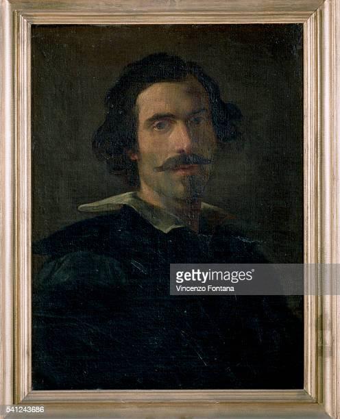 SelfPortrait by Gian Lorenzo Bernini