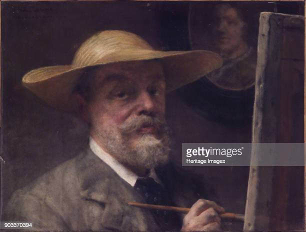 Selfportrait Found in the Collection of Accademia di San Luca