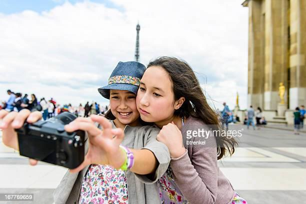 Autoportrait à Paris