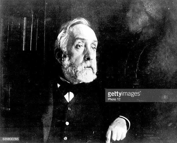 Selfportrait of Edgar Degas French painter sculptor and photographer Photograph