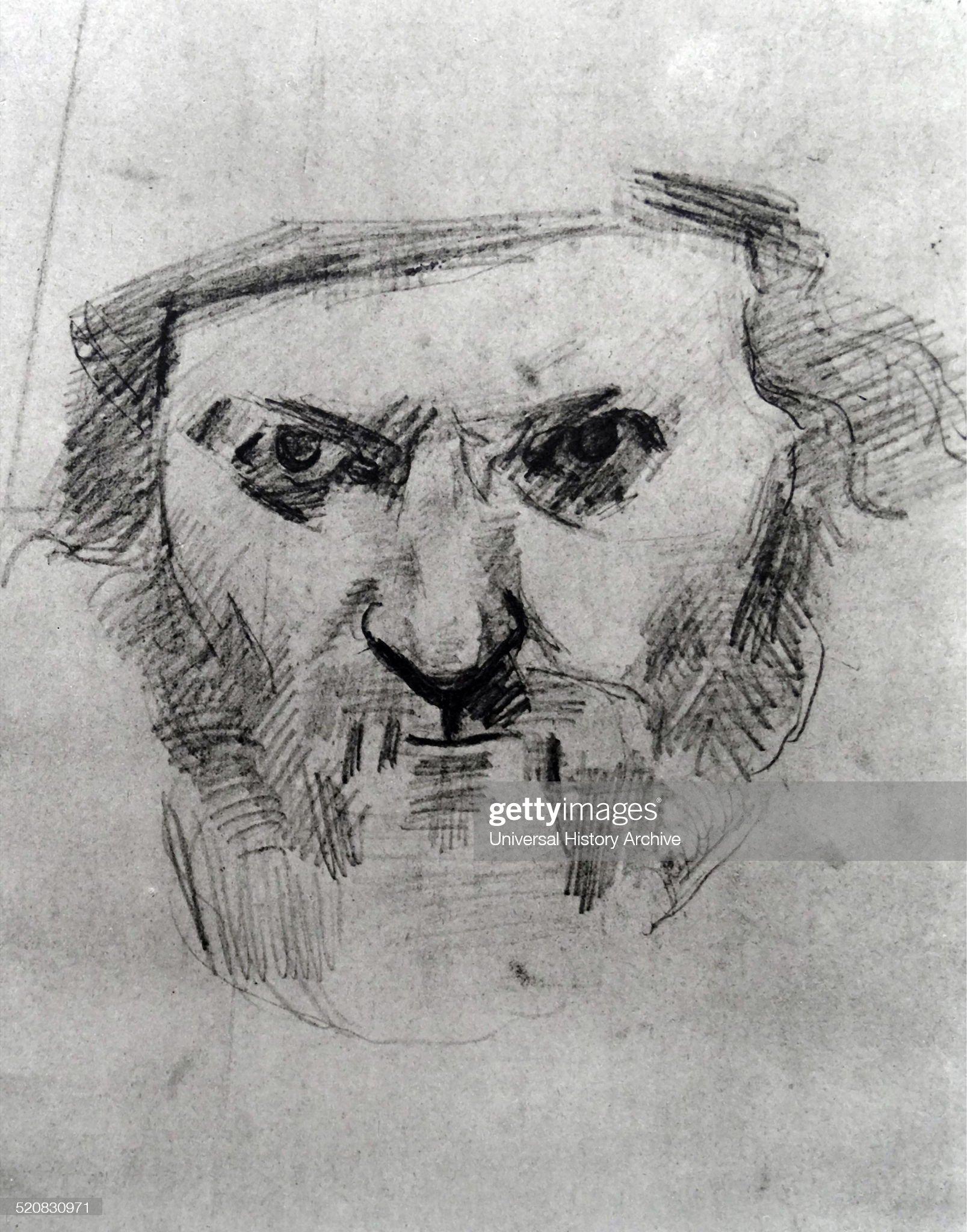 Paul Cézanne. : Foto di attualità
