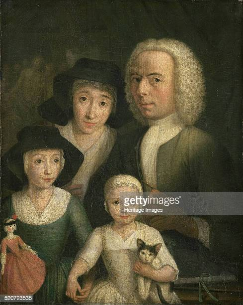 Selfportrait with Suzanna van Bommel and Two Daughters Found in the collection of Rijksmuseum Amsterdam