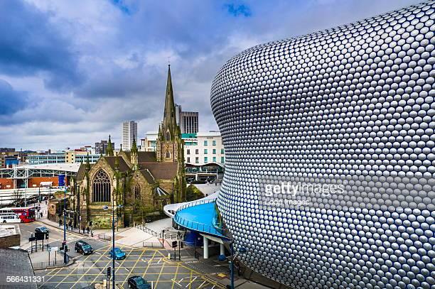 Selfridges building in Birmingham