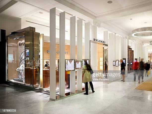 Selfridges Wonder Room London United Kingdom Architect Klein Dytham Architecture Selfridges Wonder Room Interiors Of The Wonder Room In Selfridges