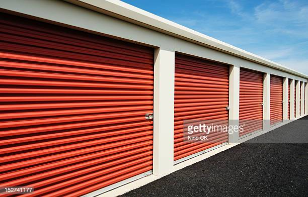 self-storage units - self storage stock pictures, royalty-free photos & images