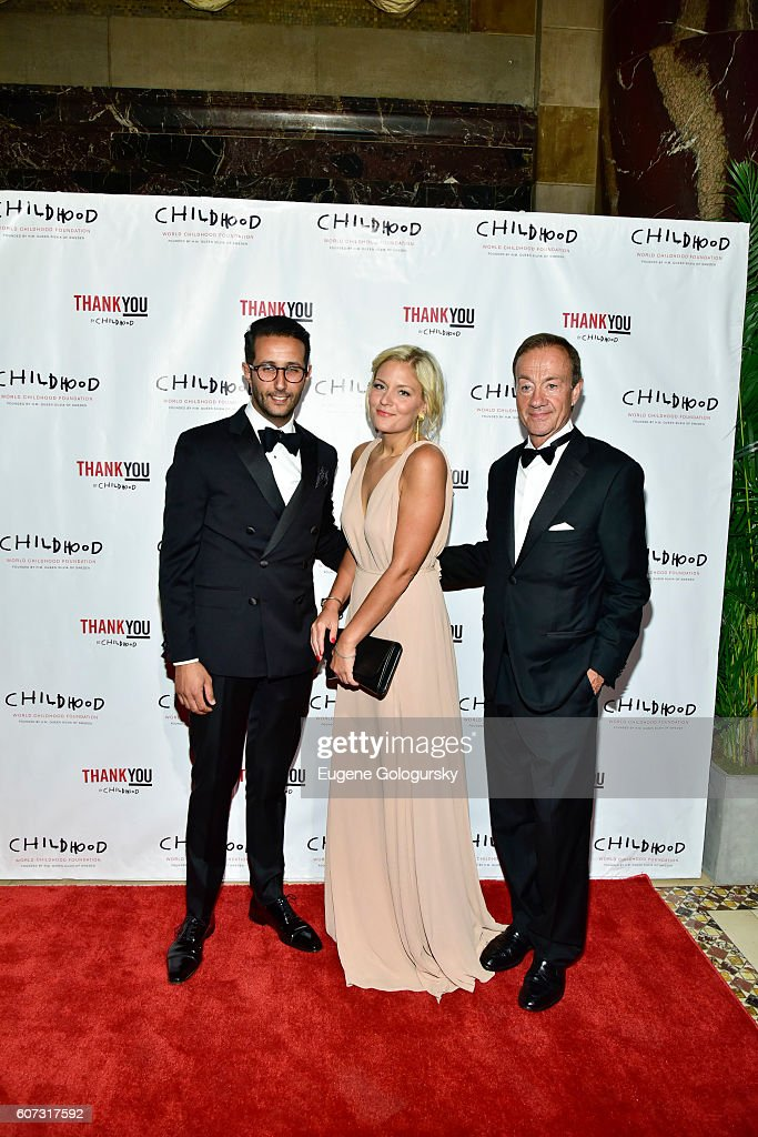 World Childhood Foundation USA Thank You Gala 2016 - Arrivals : Nieuwsfoto's