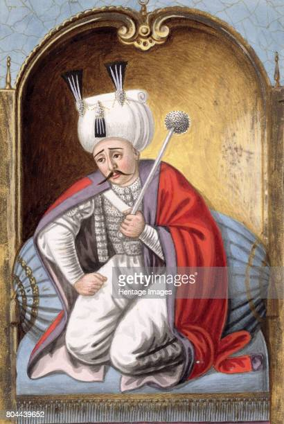 Selim I Ottoman Emperor Known as 'Yavuz' Selim ruled from 15121520 When he came to the throne he had his uncles and brothers put to death to avoid...