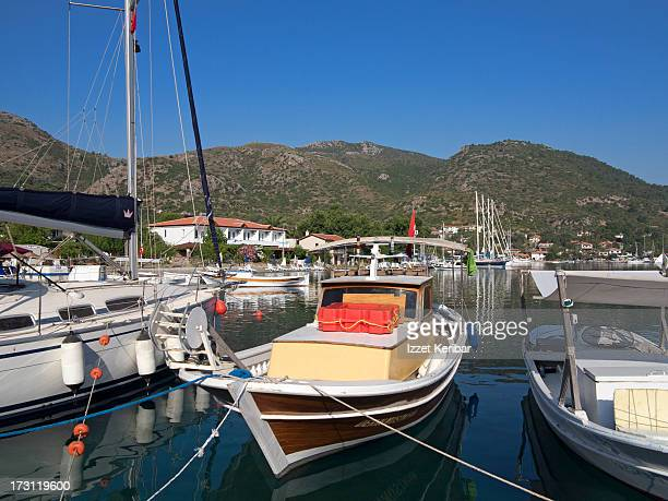 Selimiye is a village in Marmaris District