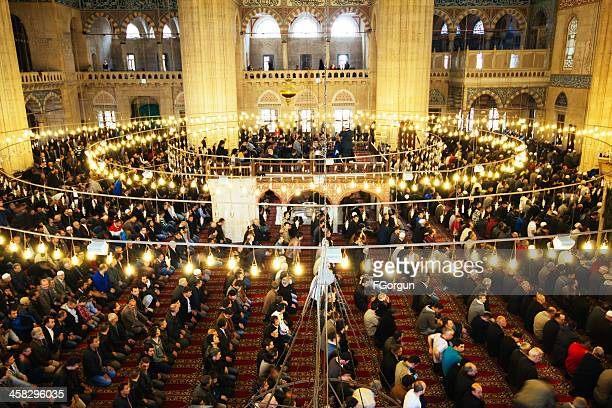 selimiye mosque - islamic prayers - national day of prayer stock photos and pictures
