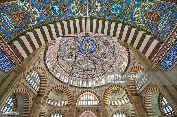 selimiye mosque. - selimiye mosque stock pictures, royalty-free photos & images