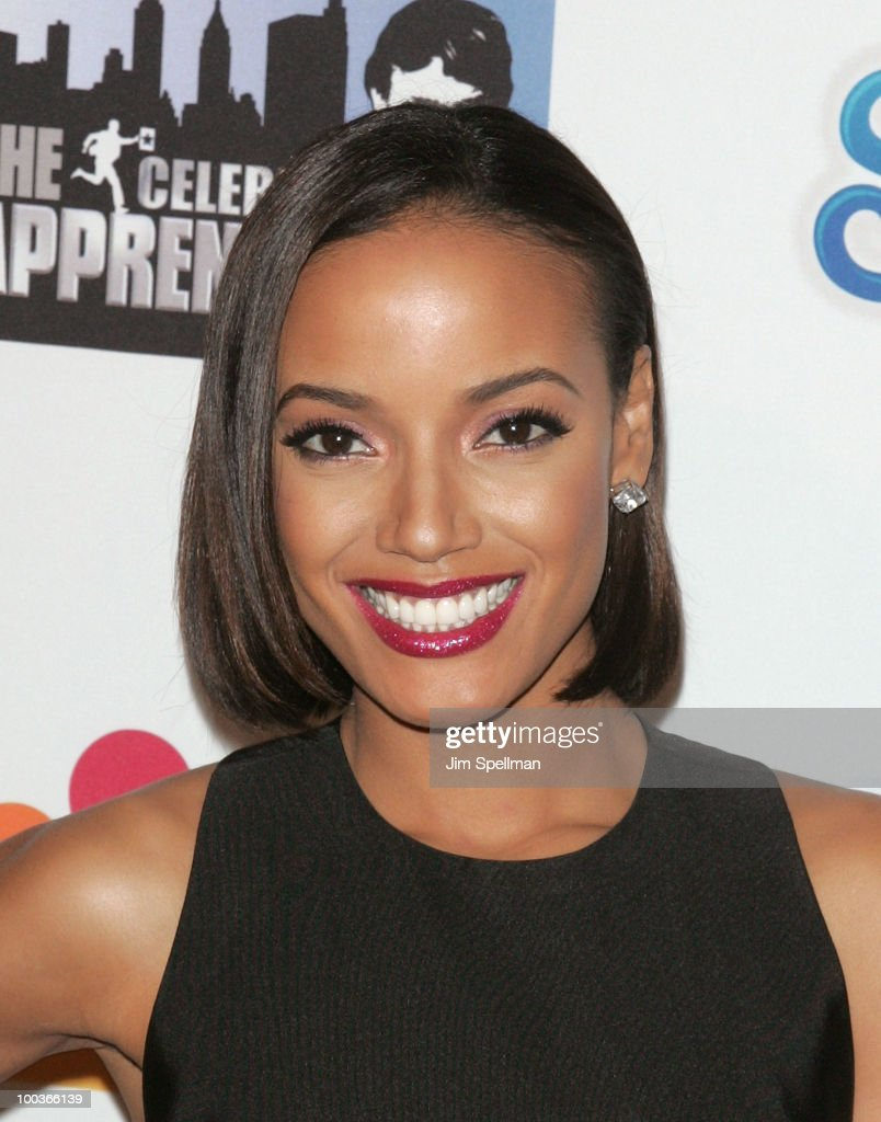 Selita Ebanks attends 'The Celebrity Apprentice' Season 3 finale after party at the Trump SoHo on May 23, 2010 in New York City.