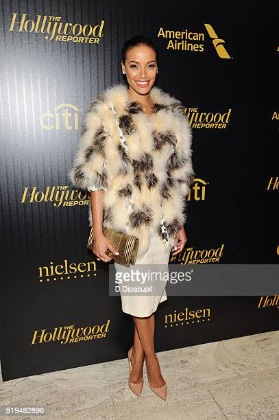 Selita Ebanks attends The Hollywood Reporter's 2016 35 Most Powerful People in Media at Four Seasons Restaurant on April 6 2016 in New York City