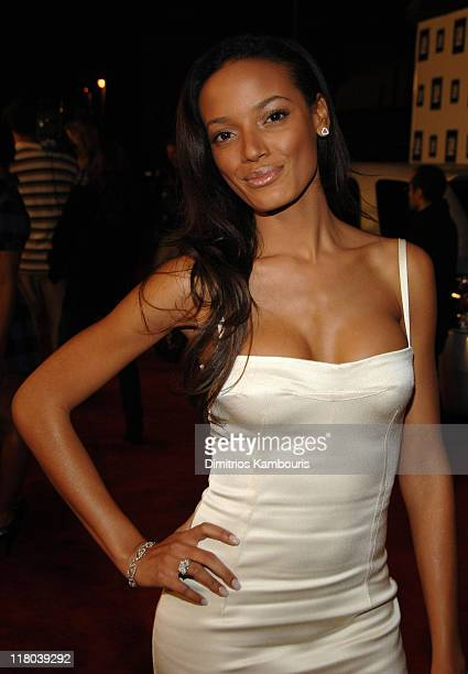 Selita Ebanks during 6th Annual GM Ten Red Carpet at Paramount Studios in Los Angeles California United States