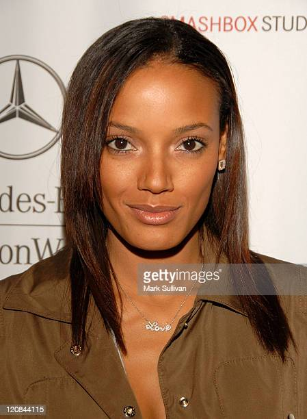 Selita Ebanks during MercedesBenz Fall 2007 LA Fashion Week at Smashbox Studios Seen at Smashbox Studios Day 4 at Smashbox Studios in Culver City...