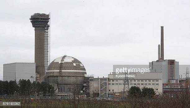 Sellafield Britain File photo taken in March 2011 shows facilities related to nuclear power in Sellafield Britain Ten Japanese electric power...